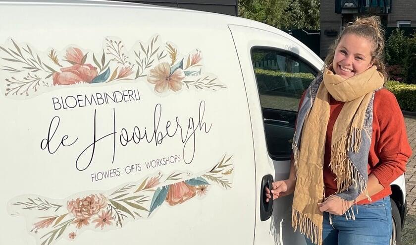 <p>Moniek Bijman is nu eigenaresse van De Hooibergh.</p>