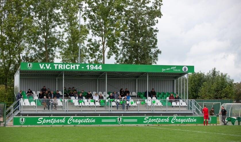 VV Tricht tribune