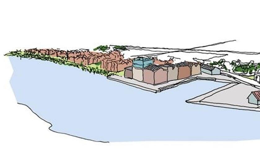 <p>Verkoop woongebouw op werf Van Duijvendijk in Krimpen is gestart.</p>