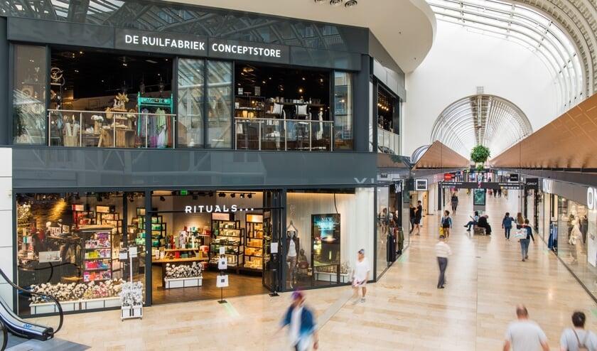 <p>Rituals en Sam&#39;s mode tekenden onlangs voor een verplaatsing van hun winkels naar grotere locaties binnen het winkelcentrum. </p>
