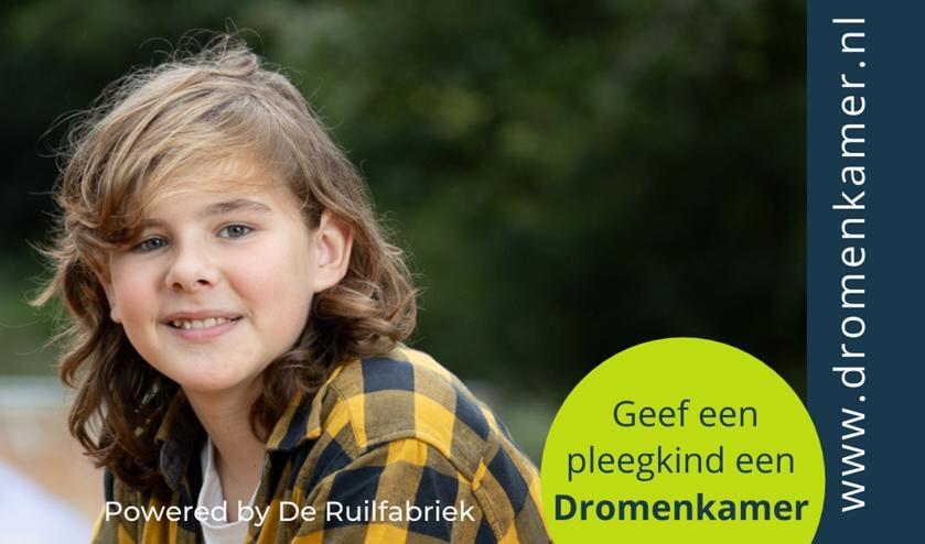 <p>Het project biedt een helpende hand om voor het pleegkind een kamer te cre&euml;ren waarin hij zich veilig en thuis voelt. </p>