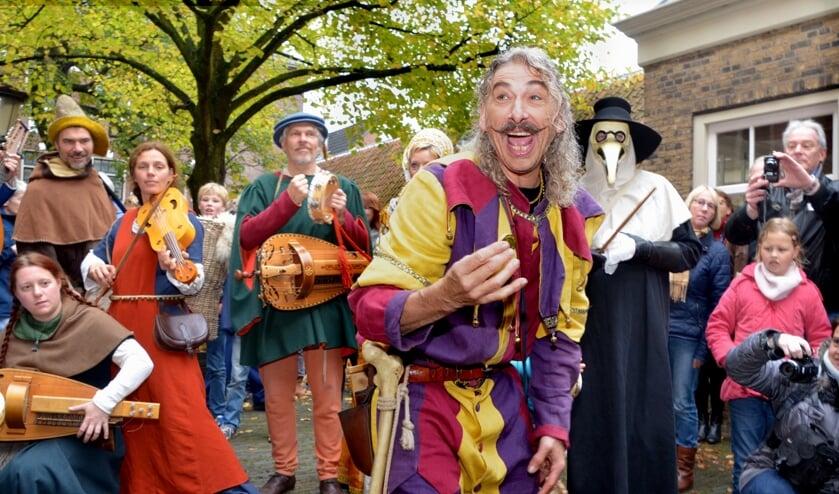 <p>Zaterdag 16 oktober is het weer Zotte Zaterdag in Gouda.</p>