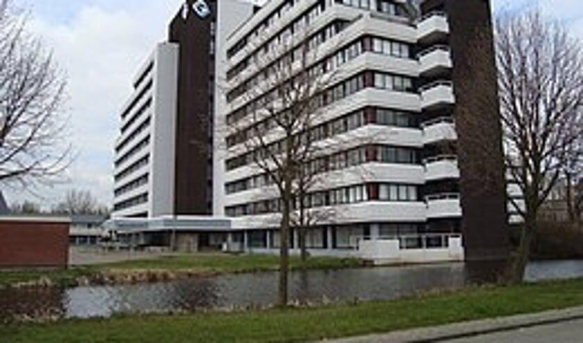 <p>Het Goudse Poortgebouw aan de Doesburgweg.</p>