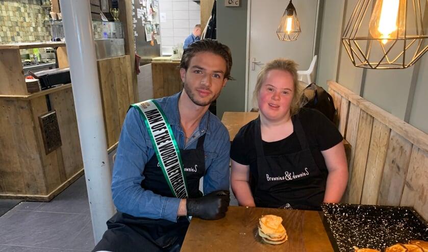 Tjardo Vollema (Mister of The Netherlands 2021) & Esmee