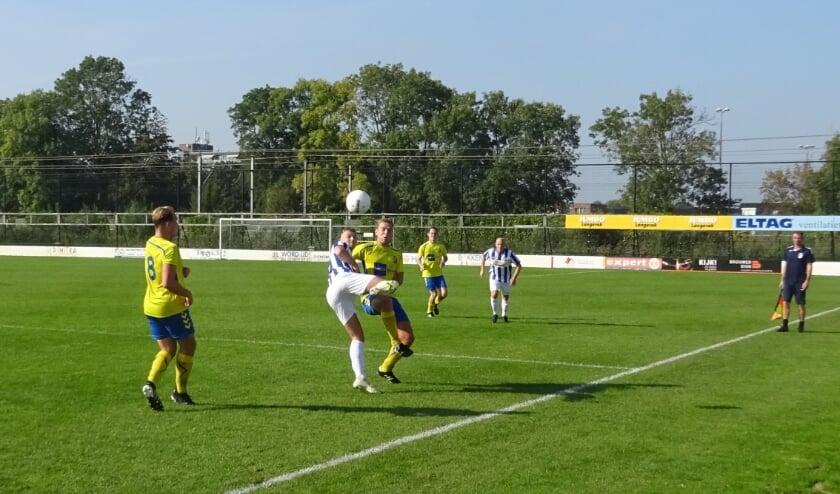 • Siveo speelde 1-1 gelijk tegen SC Woerden.