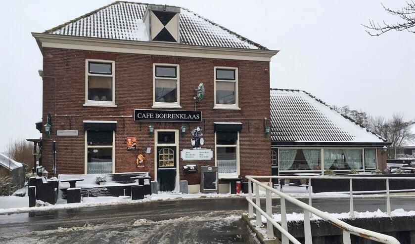 <p>&bull; Caf&eacute; Boerenklaas in Brandwijk.</p>