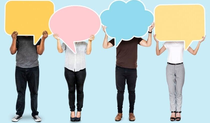 • Jongeren kunnen via de adviesraad meepraten over onderwerpen die voor hen belangrijk zijn.