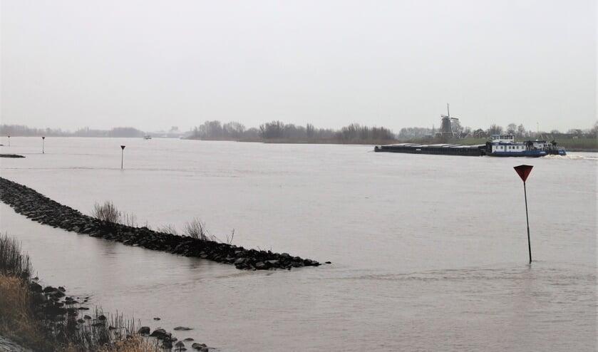 <p>&bull; Begin februari had ons land voor het laatst te maken met hoogwater.</p>