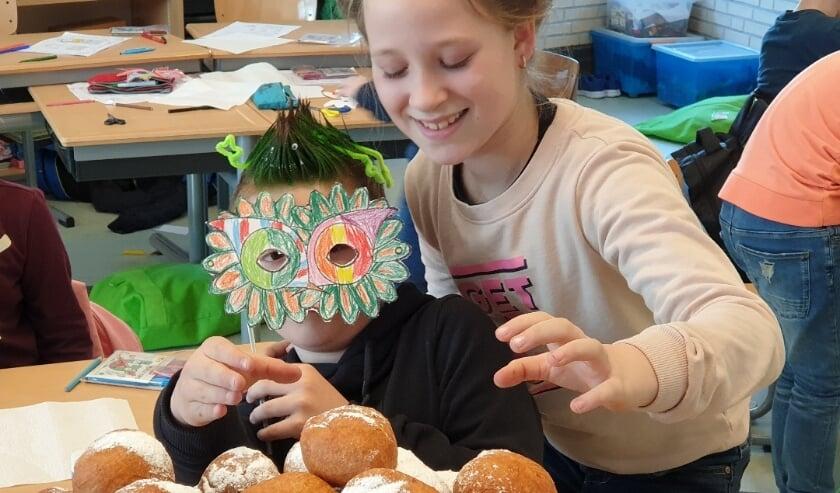<p>• Klein carnavalsfeestje op De Bolderik.</p>