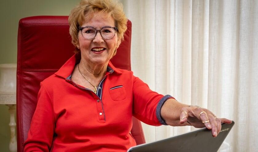 <p>• Toke de Frankrijker hoopt op een mooie opbrengst van de digitale Reumacollecte.</p>