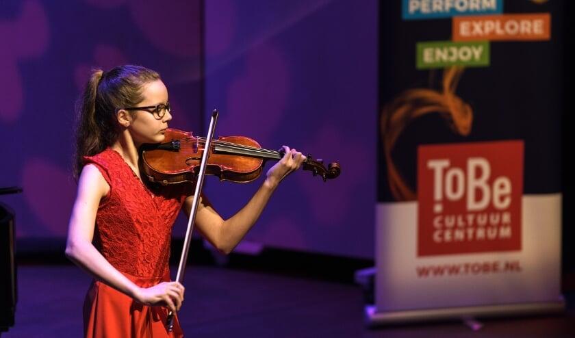 • Issaura Laffeber, de winnaar van 2020.