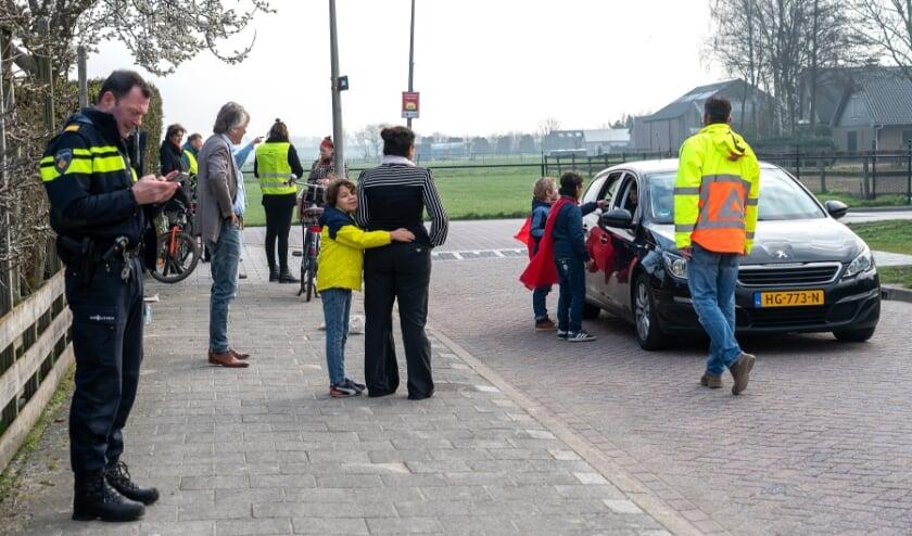 Autohelden scholen en kinderopvang Hagestein worden beloond