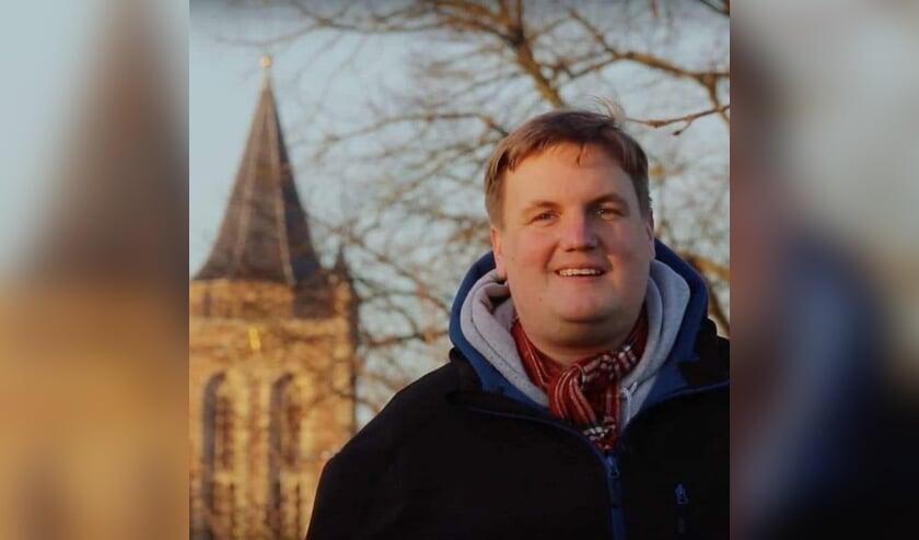<p>Maarten Venhovens: &#39;We willen de zichtbaarheid van lhbti&rsquo;ers vergroten.&#39;</p>