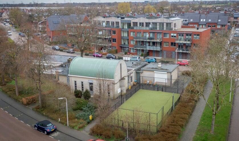 <p>• De Yunus Emre moskee in Alblasserdam.</p>