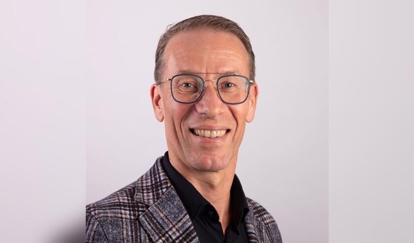 • Jan de Vries, de nieuwe burgemeester van Sliedrecht.