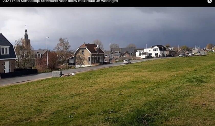 <p>• De Klimaatdijk in Streefkerk.</p>