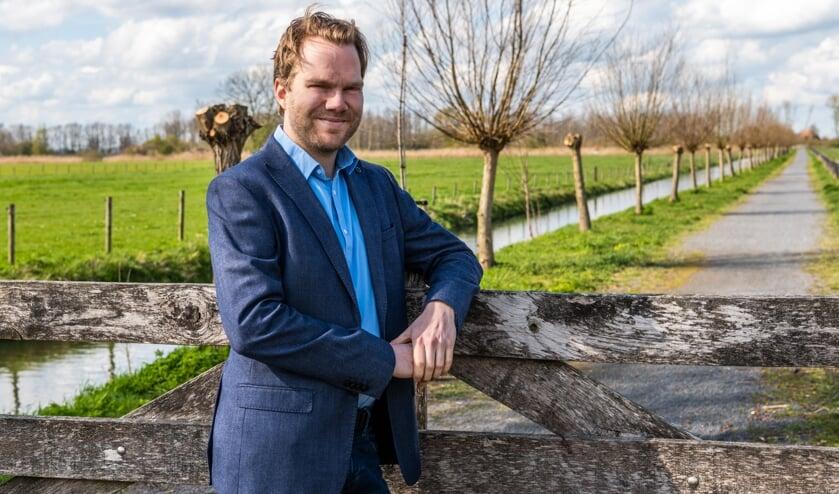 <p>De ambitie van de VVD in Altena is om te groeien en mee te besturen, zegt Pim Bouman.</p>