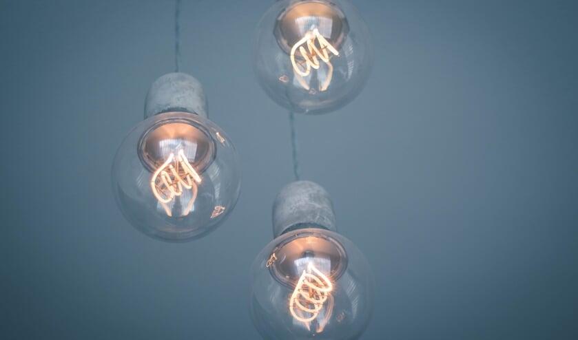 • Ledlampen.
