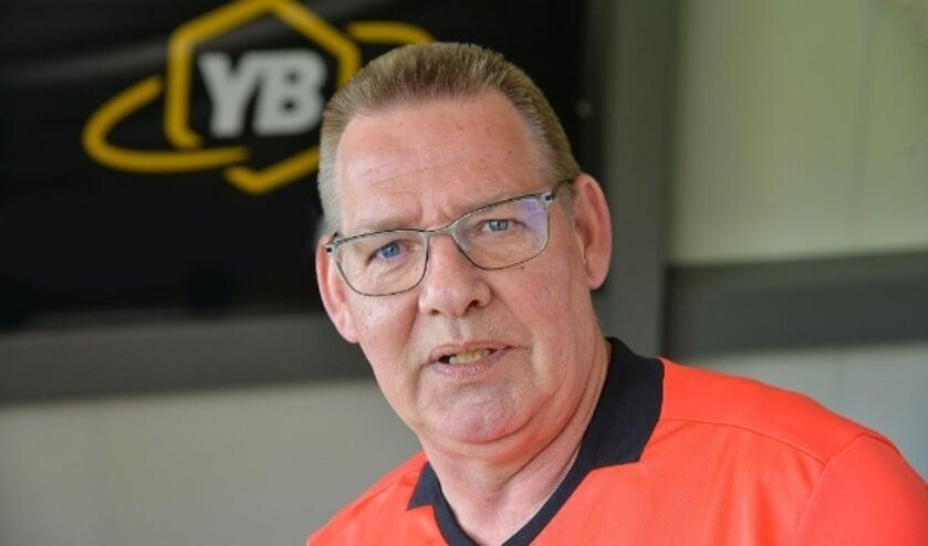 <p>Geert Verhoef is de oud voorzitter van het toenmalig Oranjecomit&eacute; Montfoort. Foto: Paul van den Dungen</p>
