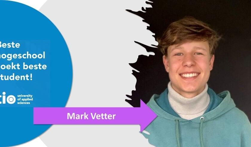 • Mark Vetter is wel in voor een gratis studie.
