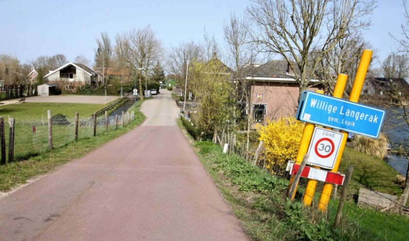 <p>&bull; De Graaf Floris IV weg in Willige Langerak.</p>