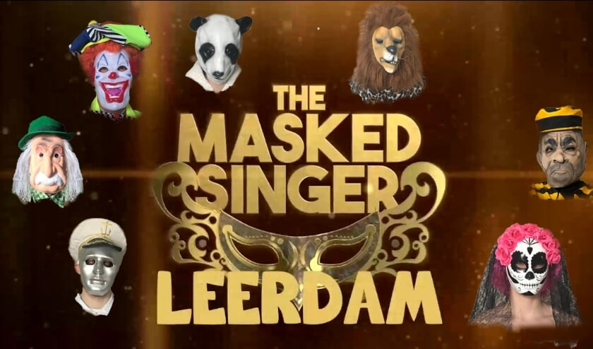• The Masked Singer is een van de hoogtepunten van het Koningsdagfestival.