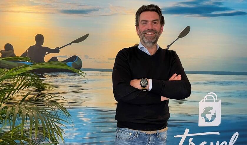 <p>&bull; CEO Frank Visch van Travel Store.</p>