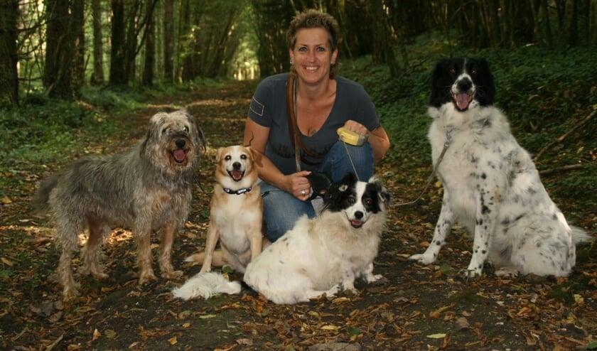 • Wilma de Joode, voorzitter van de stichting Sterk voor Dieren
