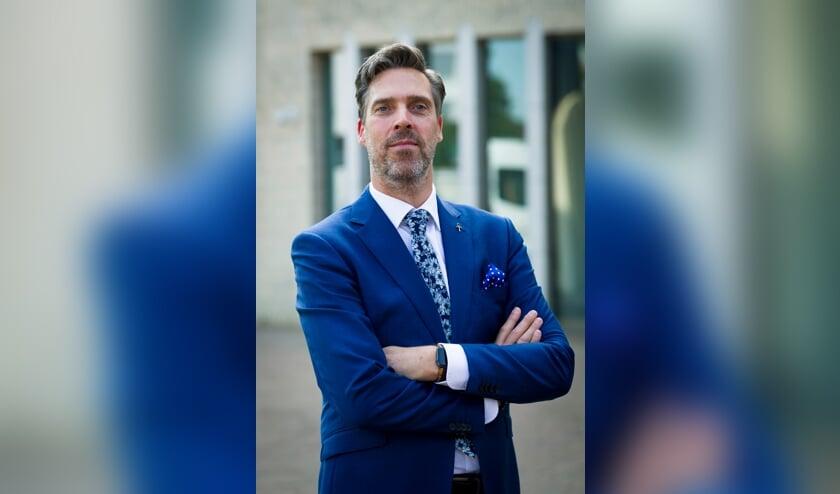 • Aart-Jan Moerkerke, nu nog burgemeester van Papendrecht.