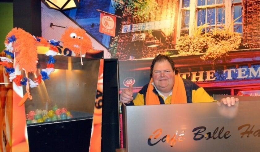 <p>Feestcaf&eacute; Bolle Harry organiseert, samen met de Stichting Koningsdag Montfoort, de Harry&#39;s Koningsnachtbingo. Foto: Paul van den Dungen</p>
