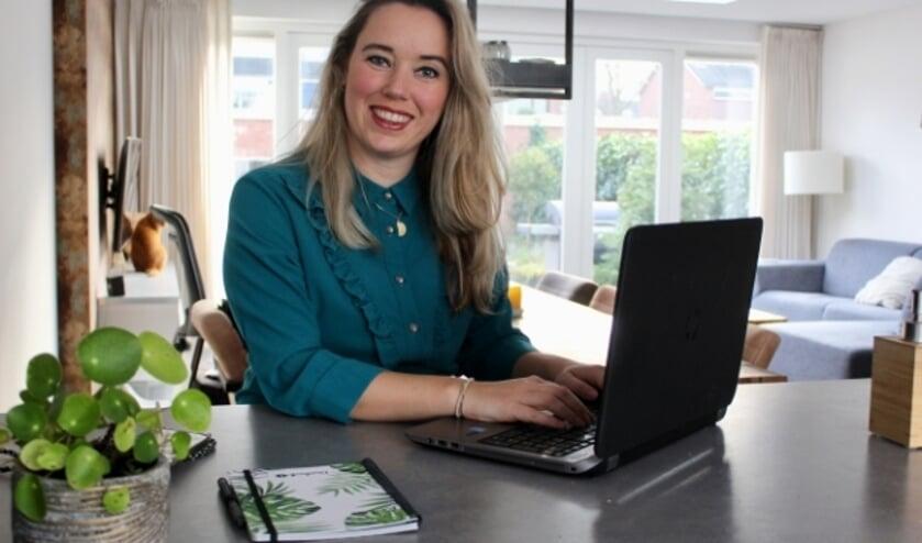 <p>Vanuit haar woonplaats Harmelen helpt Tanja Veldhuizen ouders en kinderen aan meer slaap.</p>