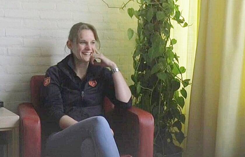 <p>• Eline Kraaijveld.</p>