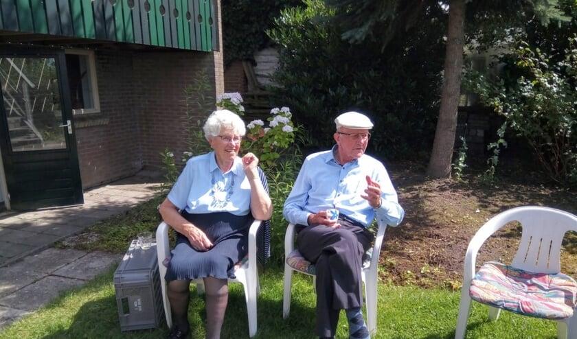 <p>Ewoud en Woutje zijn deze week 65 jaar getrouwd.</p>