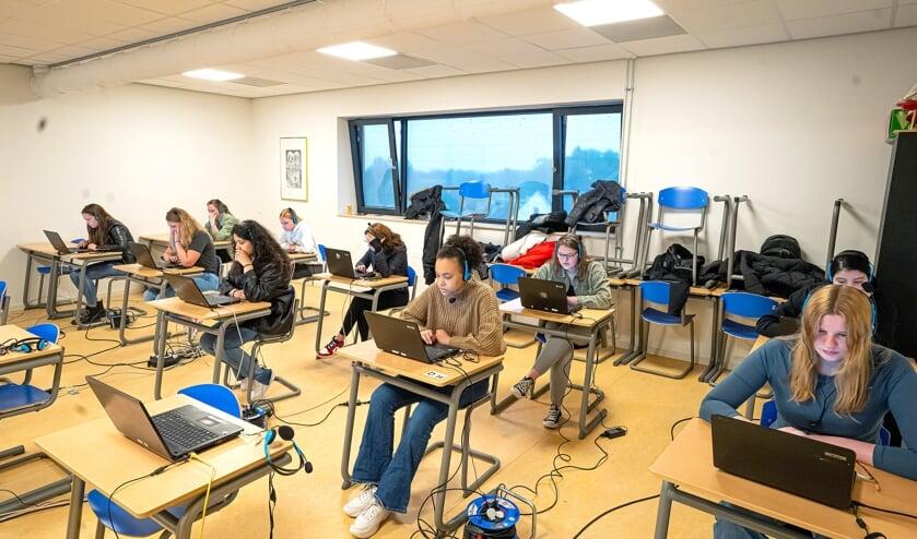 Oosterlicht College Vianen start examens