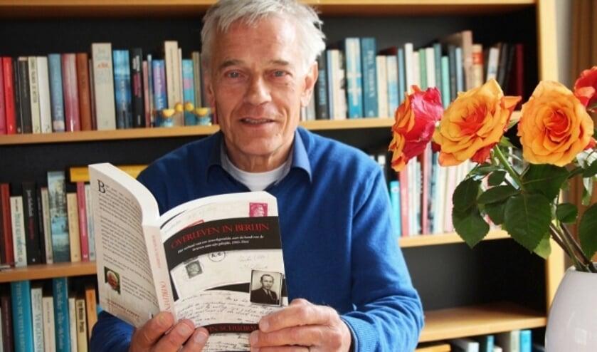 <p>Martin Schuurman schreef een boek over het leven van zijn in 1942/1943 tewerkgestelde vader in Berlijn.&nbsp;</p>