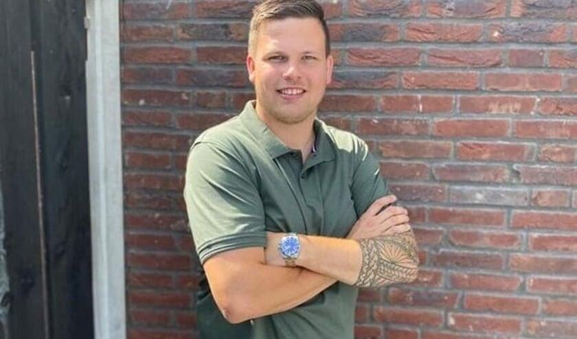 <p>• Jamey van der Meer.</p>