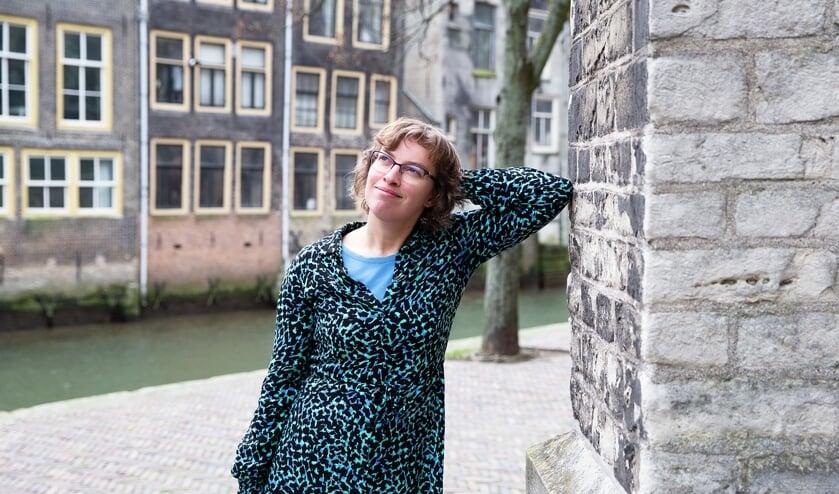 <p>&bull; Marijke beschrijft hoe ze leeft, werkt en geniet met God.</p>