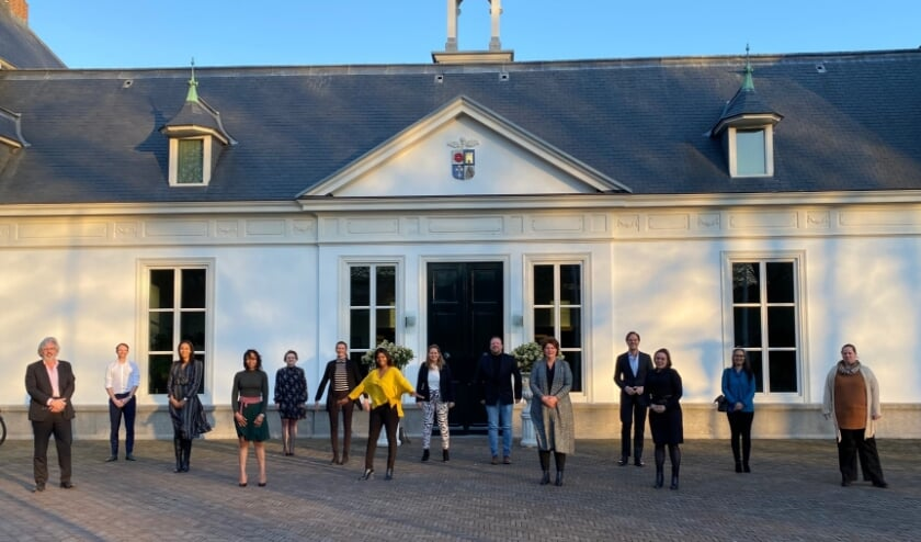 <p>&nbsp;Het Ouderpanel Kinderopvangtoeslag in Den Haag.</p>