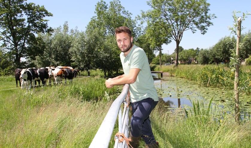 <p>&bull; Chris van Bruggen vindt dat er alternatieve verdienmodellen moeten komen voor agrari&euml;rs.</p>
