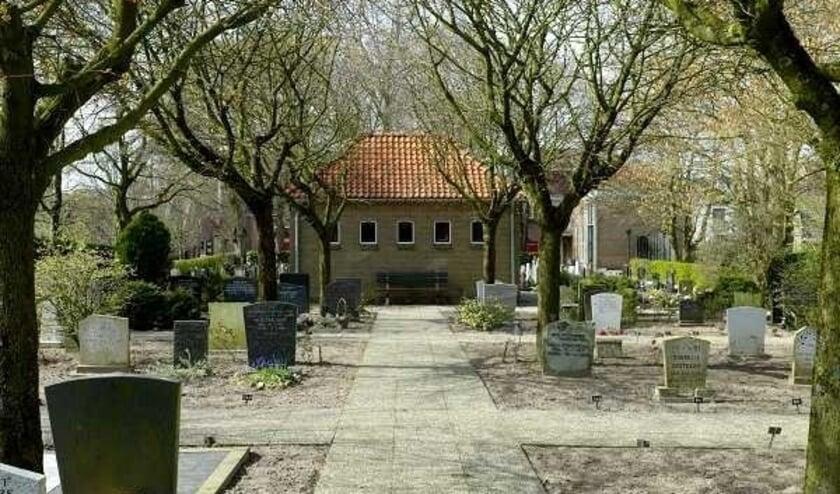 • Begraafplaats van Gouderak.