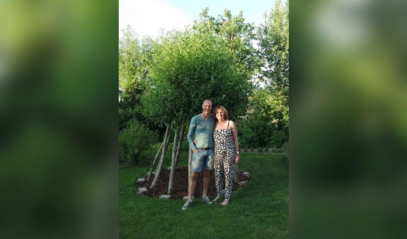 <p>Govert en Annemieke Bok uit Sleeuwijk.</p>