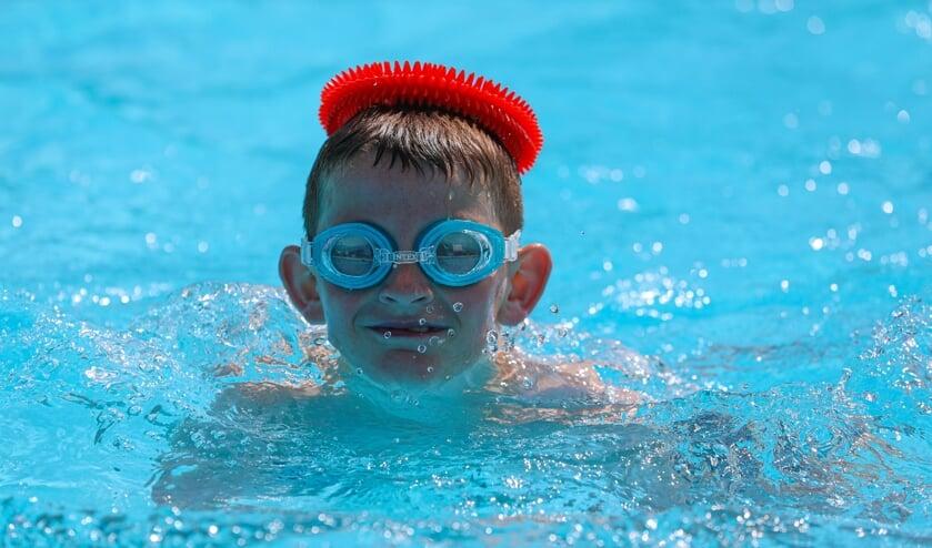<p>• Zwembadspelletjes in Het Spetterbad.</p>