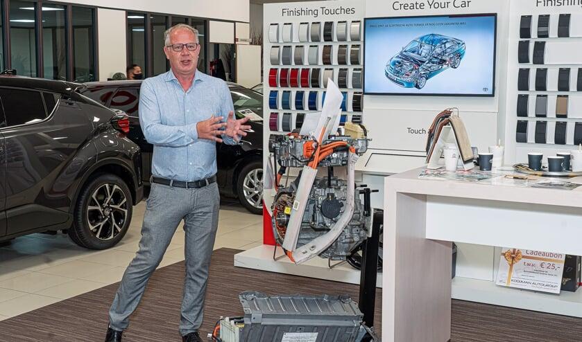Ondertekening Waterstof Convenant bij Toyota Kooijman Vianen
