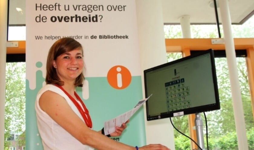 <p>Hanna Ruiten: &quot;Direct contact blijft nog altijd het belangrijkst, vooral bij vragen en problemen.&quot;</p>