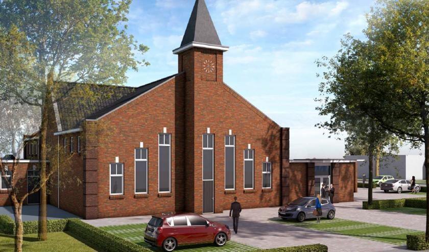 <p>Voor de zomer wordt de kerk aanbesteed, tijdens de bouw is ruimte voor zelfwerkzaamheid van de leden.</p>