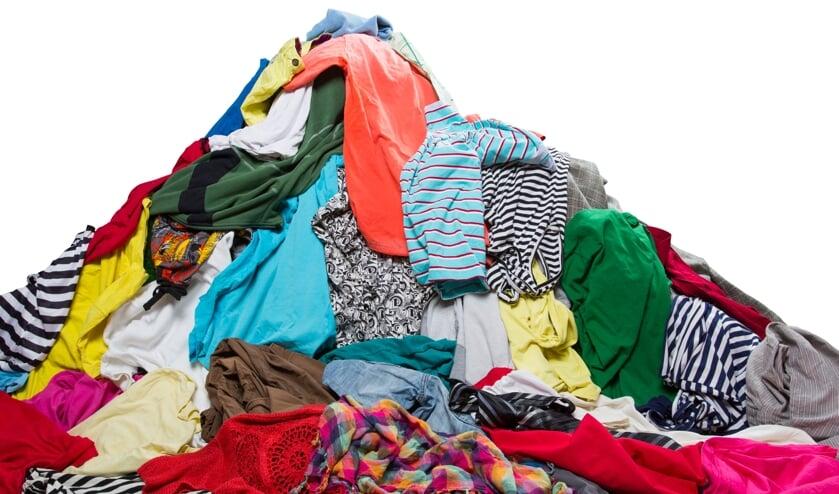 <p>&bull; De samenwerking met Opnieuw & Co zorgt ervoor dat meer mensen hun oude textiel inleveren.</p>