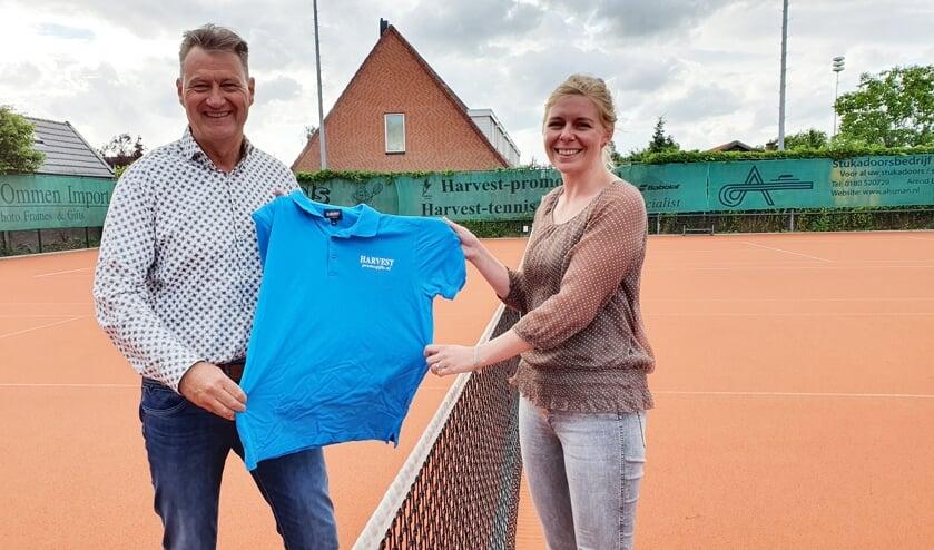 • Ruud van Beek en Yvette Boersma kijken uit naar het Harvest Open.
