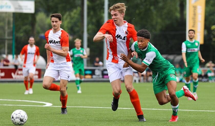 <p>• Alblasserdam - FC Dordrecht (2-2)</p>