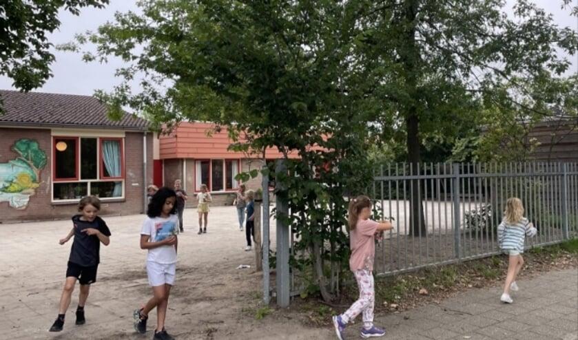 Hardlopende kinderen voor kika