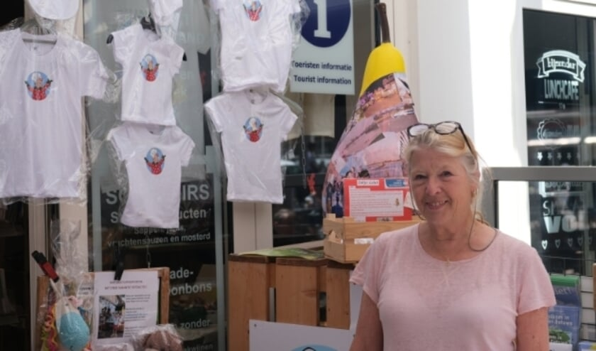 <p>Margo van de Tielse Souvenirshop aan het Hoogeinde heeft al een keur aan streekproducten in haar assortiment maar zoekt altijd aanvulling voor haar leuke winkel in de binnenstad.</p>